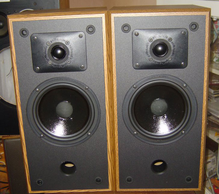 Buy Polk Audio Monitor40 Series II Two Way Special To The Original Monitor Details