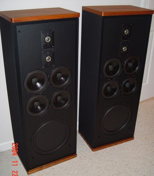 Polk Audio SDA 1C (Real Wood)